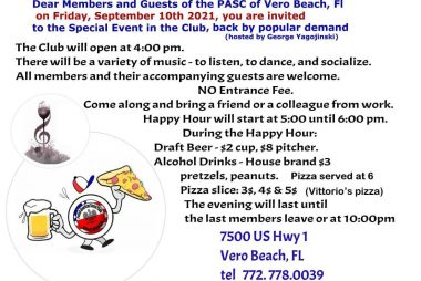 Join us this Friday, September 10